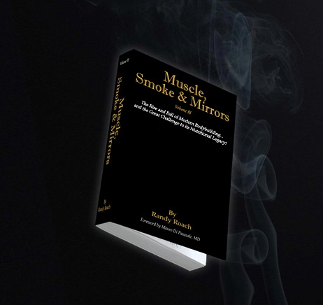 Muscle, Smoke & Mirrors Volume III